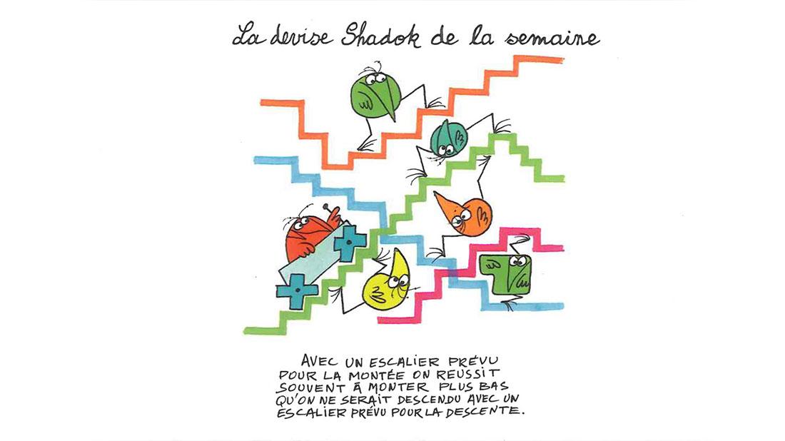 La Devise Shadok